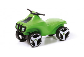 kids ride-on BCRAZ green 361C