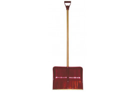 snow shovel GERLACH, 450x350 mm
