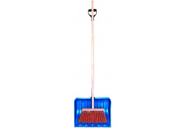 shovel GERLACH + cleaning broom set