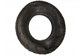 spare tire for inflatable wheel