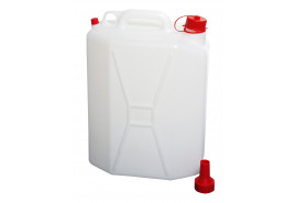 can - PE container 15 l