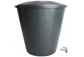 ecotank 210 l with lid and valve