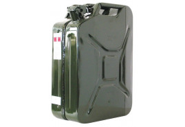 metal tank for volatile substances 10 liters