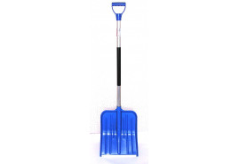 shovel SNIH-ZRNO ALU, 370x460 mm with handle