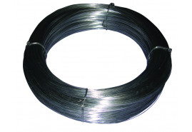 galvanized wire 2,80 mm, packet 25 kg
