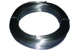 galvanized wire 0,80 mm, packet 15 kg