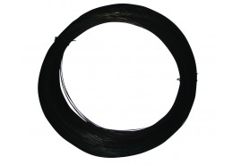wire black 3,15 mm, packet 25 kg