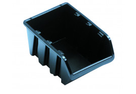 storage box stackable NP10 238x158x120mm, black