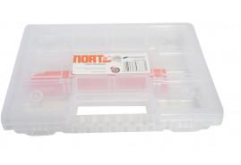 box - organizer NORT08 transparent