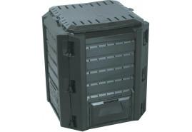 composter 380l black