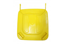 spare lid for dustbin 120l