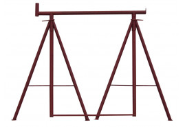 scaffold stand foldable 1000-1700 mm