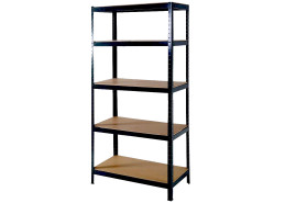 rack with shelves HOBBY 700x300x1500mm