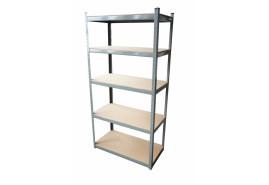 rack with shelves PROFI 1200x600x1800mm