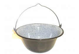 enameled pot 10 l