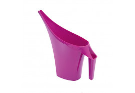 watering can plastic 2l COUBI purple