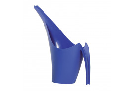 watering can plastic 1.5l GIRAFFE blue