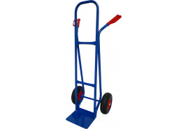 hand truck standard, inflatable wheel 260mm