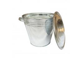 pail with lid 15 l