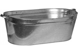 oval tub 100 l