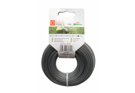 trimmer line dual round 1.6mm 15m paper suspension