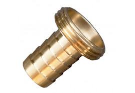 brass adapter external thread 1