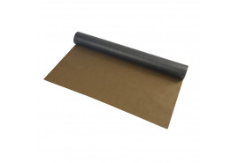 non-woven fabric 1.1 x 100m brown  50g/m2 - roll
