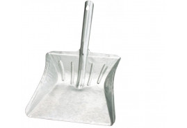 dustpan galvanized