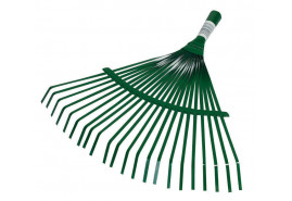Swedish rake for leaves