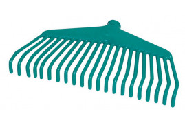 rake for leaves PVC plastic