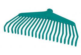 rake for leaves PVC plastic