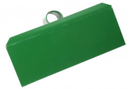 mattock for mud without holes, width 285 mm