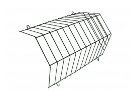 rabbit feeder - side manger, large