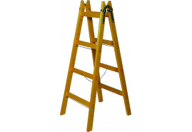 wooden stepladder 10 steps