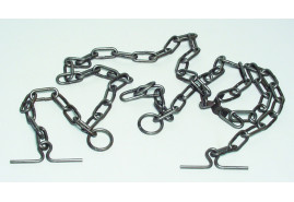 chain for cow no.4