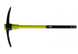 pickaxe 2500 g with fiberglass handle