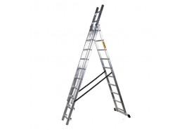 ladder three-piece 6 rungs