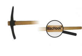 MacHook pickaxe 2.5kg with handle